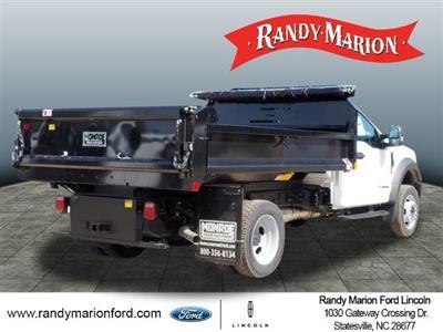 2020 Ford F-550 Regular Cab DRW 4x4, Monroe MTE-Zee Dump Body #FT11213 - photo 2
