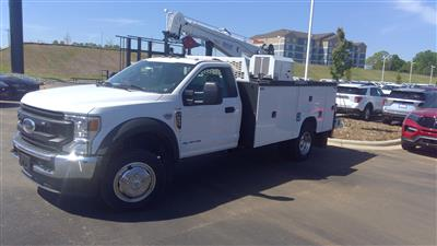 2020 Ford F-550 Regular Cab DRW 4x2, Knapheide Crane Body #FT11215 - photo 1