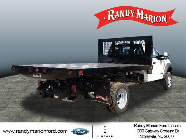 2020 Ford F-450 Regular Cab DRW 4x4, Knapheide Platform Body #FT12735 - photo 1