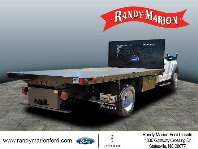 2020 Ford F-600 Regular Cab DRW 4x2, Monroe Platform Body #FT16514 - photo 1