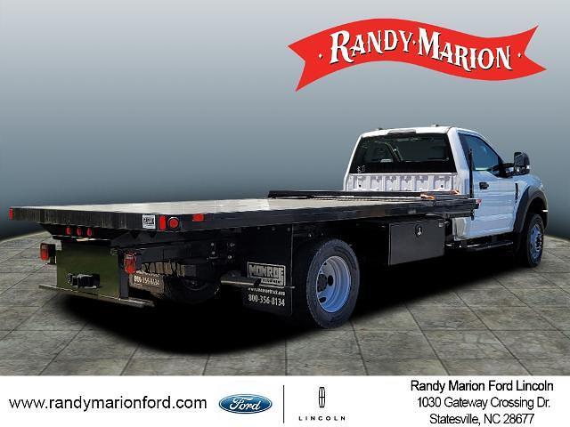 2020 Ford F-600 Regular Cab DRW 4x4, Monroe Platform Body #FT16744 - photo 1