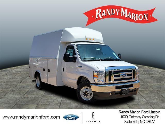 2022 Ford E-350 4x2, Knapheide Service Utility Van #FT18243 - photo 1