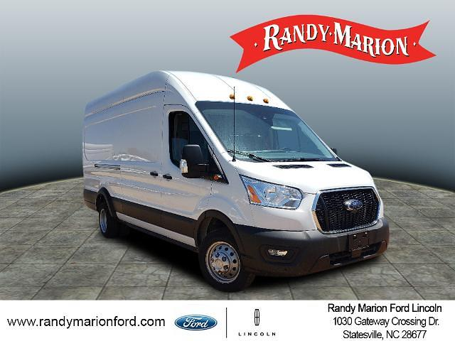2021 Ford Transit 350 HD High Roof DRW 4x2, Empty Cargo Van #FT19603 - photo 1