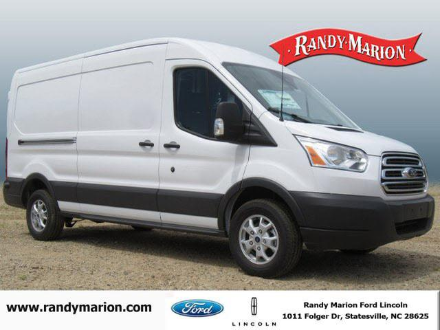 2016 Transit 250 Med Roof 4x2,  Upfitted Cargo Van #FT2159 - photo 1
