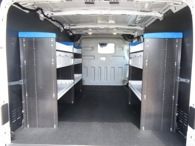 2016 Transit 350 Low Roof 4x2,  Sortimo Upfitted Cargo Van #FT2193 - photo 1