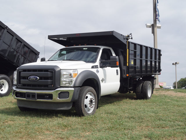 2016 F-450 Regular Cab DRW 4x4,  Cab Chassis #FT2548 - photo 1