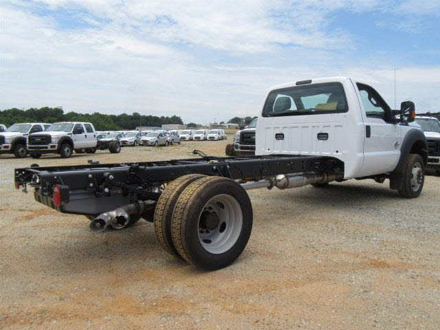 2016 F-450 Regular Cab DRW 4x4,  Cab Chassis #FT2549 - photo 1