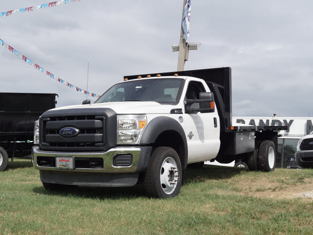 2016 F-450 Regular Cab DRW 4x4,  Cab Chassis #FT2552 - photo 1