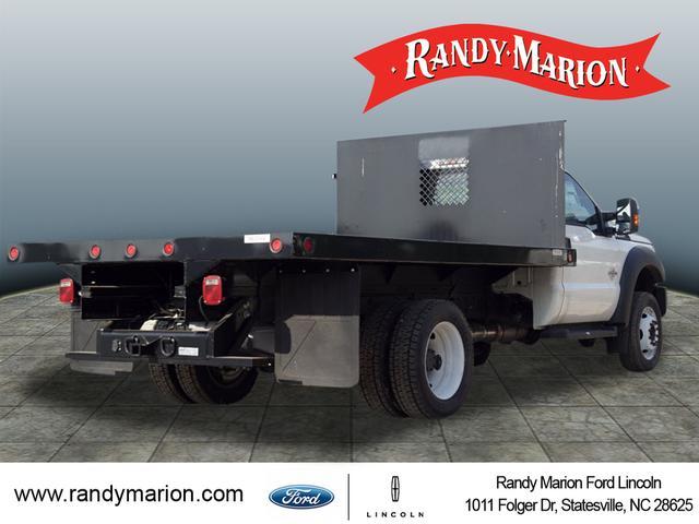 2016 F-550 Regular Cab DRW 4x4, Monroe Platform Body #FT2647 - photo 1