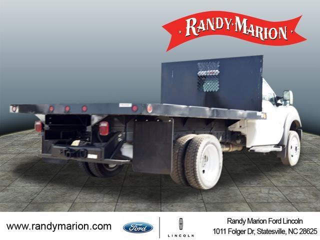 2016 F-550 Regular Cab DRW 4x4, Monroe Platform Body #FT2648 - photo 1