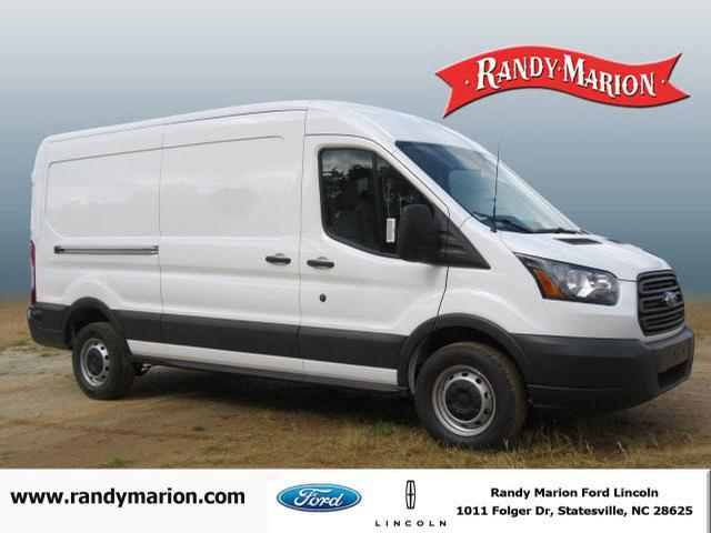 2017 Transit 250 Med Roof 4x2, Sortimo Upfitted Cargo Van #FT2983 - photo 1