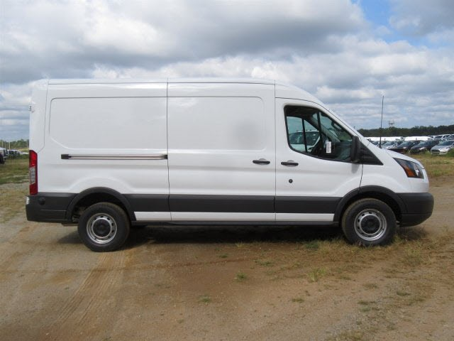 2017 Transit 250 Med Roof 4x2, Sortimo Shelf Staxx Upfitted Cargo Van #FT2983 - photo 3