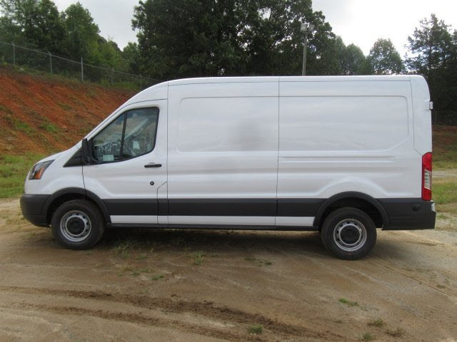 2017 Transit 250 Med Roof 4x2, Sortimo Shelf Staxx Upfitted Cargo Van #FT2983 - photo 7