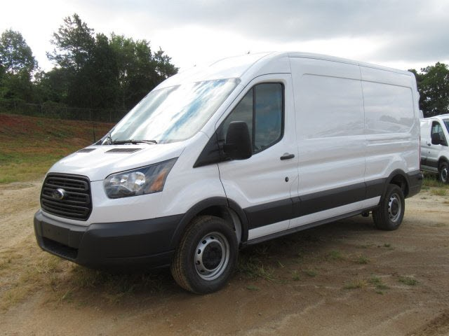 2017 Transit 250 Med Roof 4x2, Sortimo Shelf Staxx Upfitted Cargo Van #FT2983 - photo 8