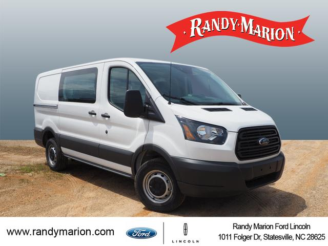 2017 Transit 250 Low Roof 4x2,  Sortimo Upfitted Cargo Van #FT5288 - photo 1