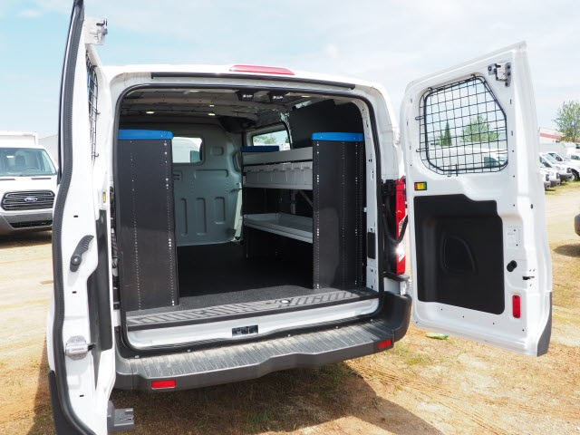 2017 Transit 250 Low Roof 4x2, Sortimo Shelf Staxx Upfitted Cargo Van #FT5288 - photo 14