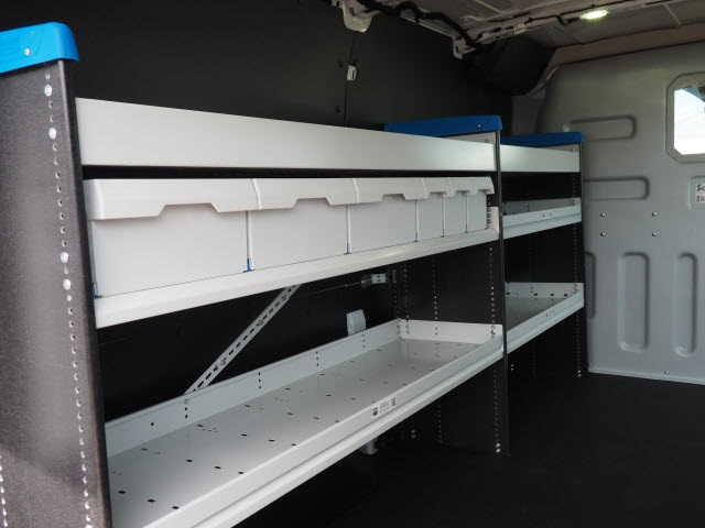 2017 Transit 250 Low Roof 4x2, Sortimo Shelf Staxx Upfitted Cargo Van #FT5288 - photo 15