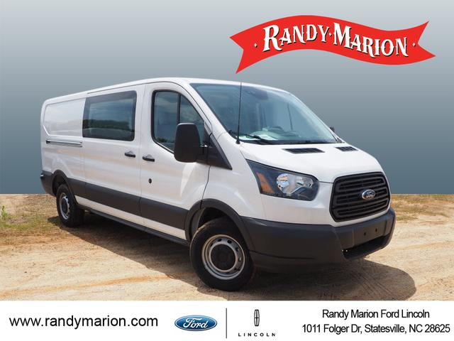 2017 Transit 250 Low Roof 4x2, Sortimo Empty Cargo Van #FT5292 - photo 1