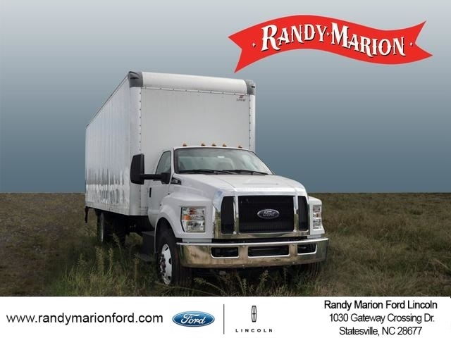 2018 Ford F-650 Regular Cab DRW 4x2, Supreme Dry Freight #FT6295 - photo 1