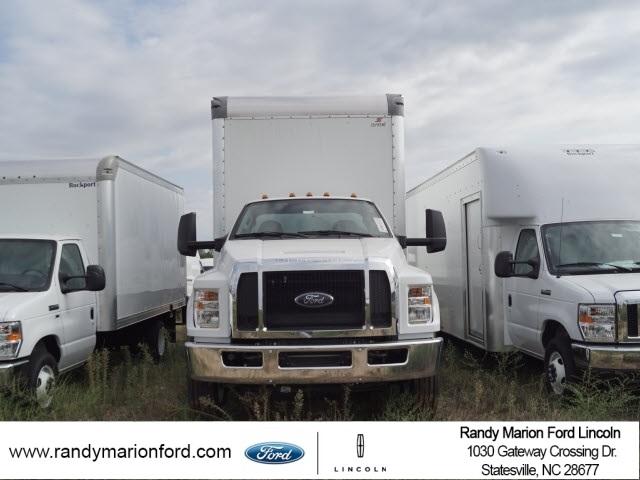 2018 F-650 Regular Cab DRW 4x2, Supreme Signature Van Dry Freight #FT6295 - photo 8