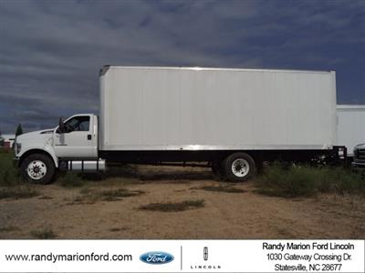 2018 F-650 Regular Cab DRW 4x2, Supreme Signature Van Dry Freight #FT6295 - photo 10