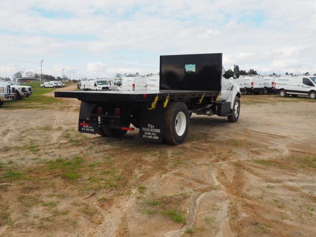 2019 F-650 Regular Cab DRW 4x2,  PJ Truck Beds Platform Body #FT7843 - photo 1