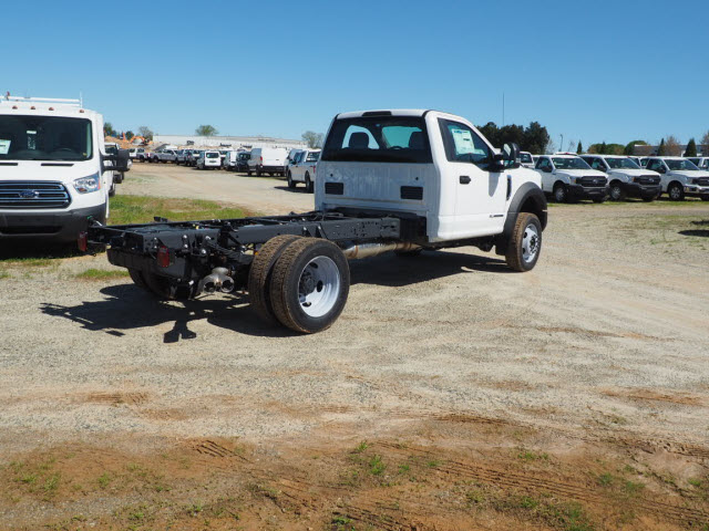 2019 F-550 Regular Cab DRW 4x4,  Cab Chassis #FT7867 - photo 1