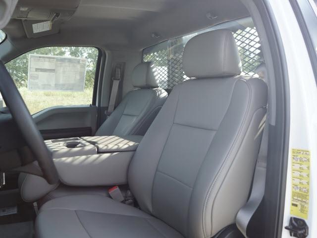 2019 Ford F-350 Regular Cab DRW 4x4, Monroe Work-A-Hauler II Platform Body #FT8935 - photo 15
