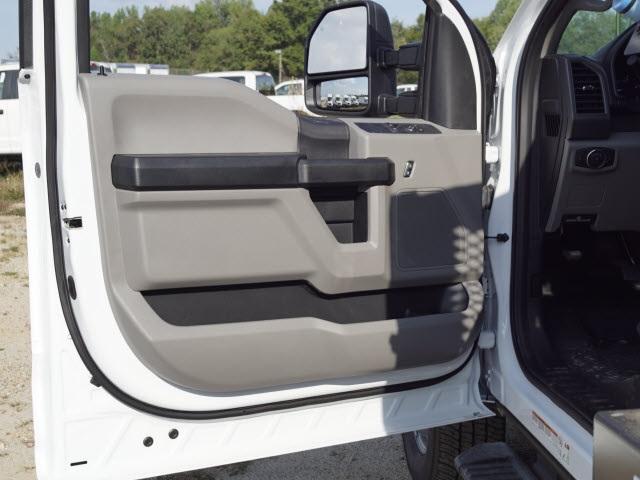 2019 Ford F-350 Regular Cab DRW 4x4, Monroe Work-A-Hauler II Platform Body #FT8935 - photo 16