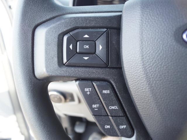 2019 Ford F-350 Regular Cab DRW 4x4, Monroe Work-A-Hauler II Platform Body #FT8935 - photo 19
