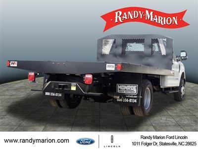 2019 Ford F-350 Regular Cab DRW 4x4, Monroe Work-A-Hauler II Platform Body #FT8935 - photo 2