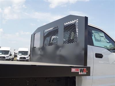 2019 Ford F-350 Regular Cab DRW 4x4, Monroe Work-A-Hauler II Platform Body #FT8935 - photo 9