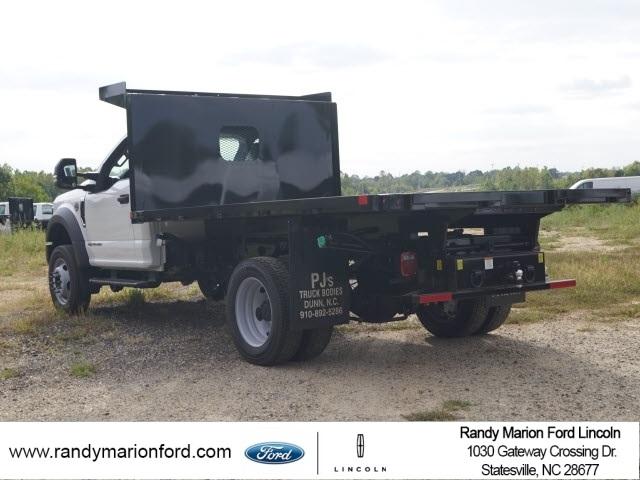 2019 Ford F-450 Regular Cab DRW 4x2, PJ's Platform Body #FT9354 - photo 6