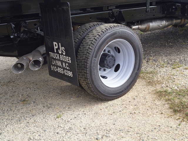 2019 Ford F-450 Regular Cab DRW 4x2, PJ's Platform Body #FT9354 - photo 9