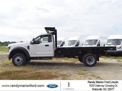 2019 Ford F-450 Regular Cab DRW 4x2, PJ's Platform Body #FT9354 - photo 5