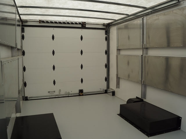 2019 E-350 4x2, Rockport Cargoport Cutaway Van #FT9405 - photo 10