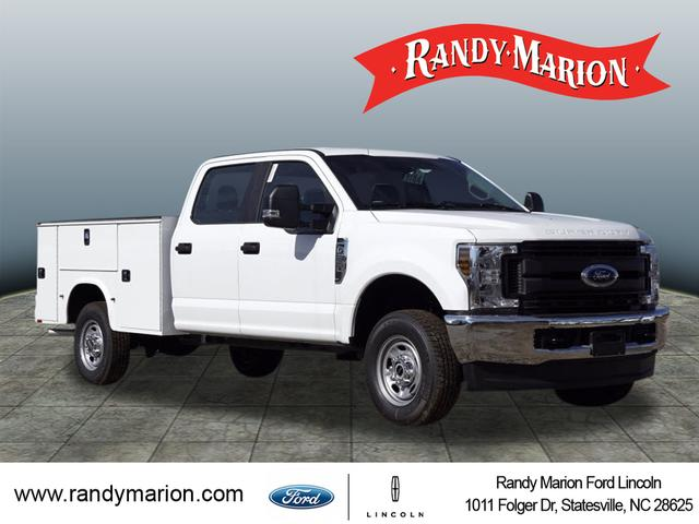 2019 Ford F-250 Crew Cab 4x4,  Knapheide Service Body #FT9649 - photo 1