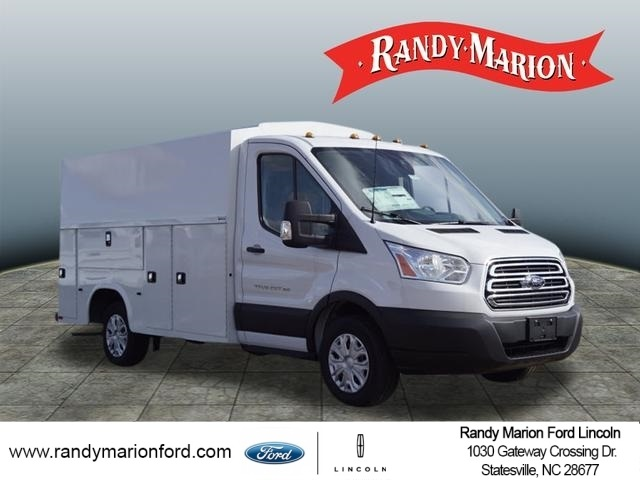 2019 Ford Transit 350 4x2, Knapheide Service Utility Van #FT9780 - photo 1