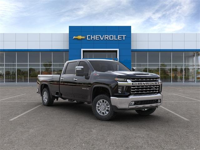 2020 Chevrolet Silverado 3500 Crew Cab 4x4, Pickup #52475 - photo 1