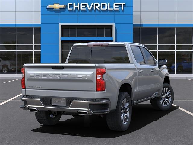 2021 Chevrolet Silverado 1500 Crew Cab 4x4, Pickup #53979 - photo 1