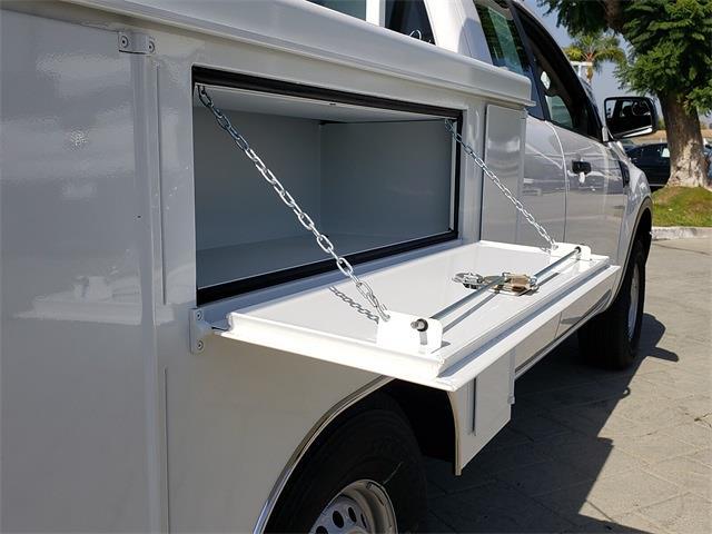 2020 Ford Ranger Super Cab 4x2, Pacific Truck Equipment Inc. Service Body #100130 - photo 9