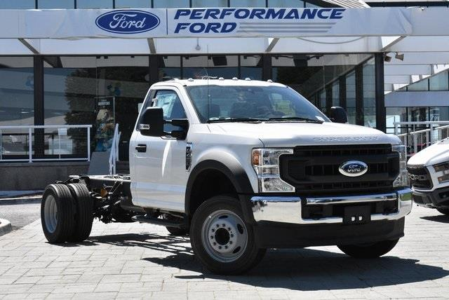 2020 Ford F-450 Regular Cab DRW 4x2, Cab Chassis #100356 - photo 1