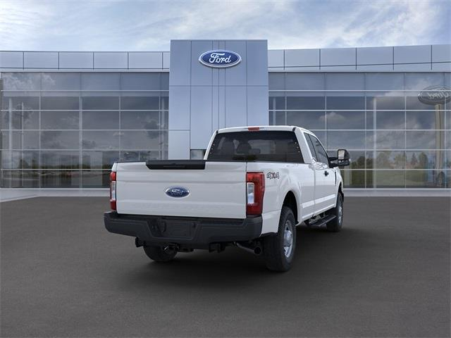 2019 Ford F-250 Super Cab 4x4, Pacific Truck Equipment Inc. Service Body #190678 - photo 1