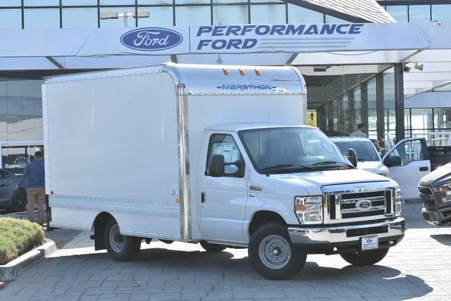 2019 Ford E-350 4x2, Marathon Cutaway Van #190688 - photo 1
