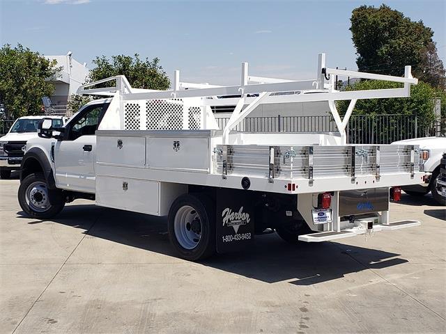 2020 Ford F-450 Regular Cab DRW 4x2, Harbor Standard Contractor Body #LDA15603 - photo 2