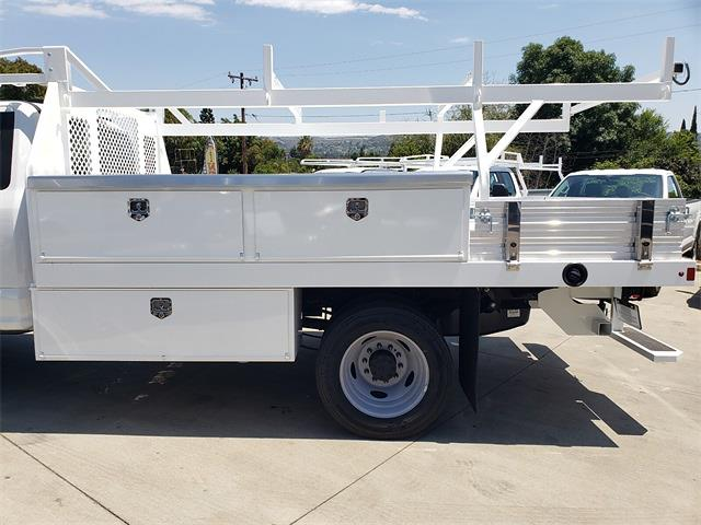2020 F-450 Regular Cab DRW 4x2,  Harbor Standard Contractor Body #LDA15603 - photo 6
