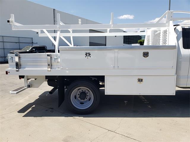2020 F-450 Regular Cab DRW 4x2,  Harbor Standard Contractor Body #LDA15603 - photo 9