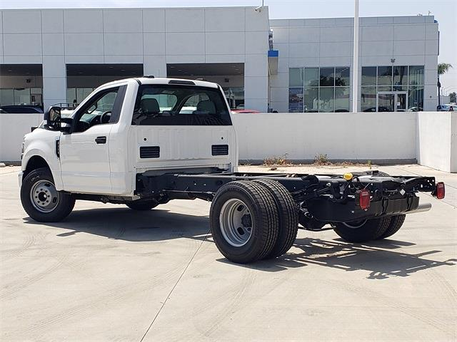 2020 Ford F-350 Regular Cab DRW 4x2, Cab Chassis #LEE09744 - photo 1