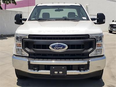 2020 Ford F-350 Regular Cab DRW 4x2, Cab Chassis #LEE09744 - photo 12