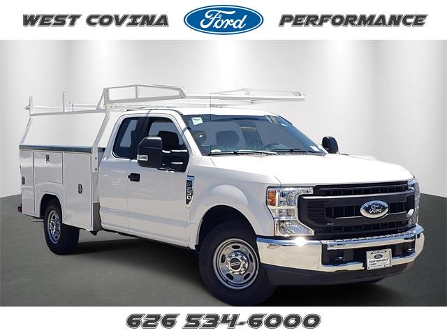 2020 Ford F-250 Super Cab 4x2, Cab Chassis #LEE10085 - photo 1